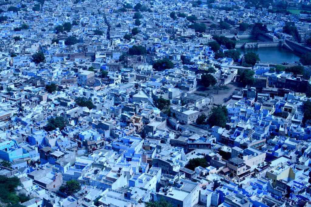 jodhpur blue city photos