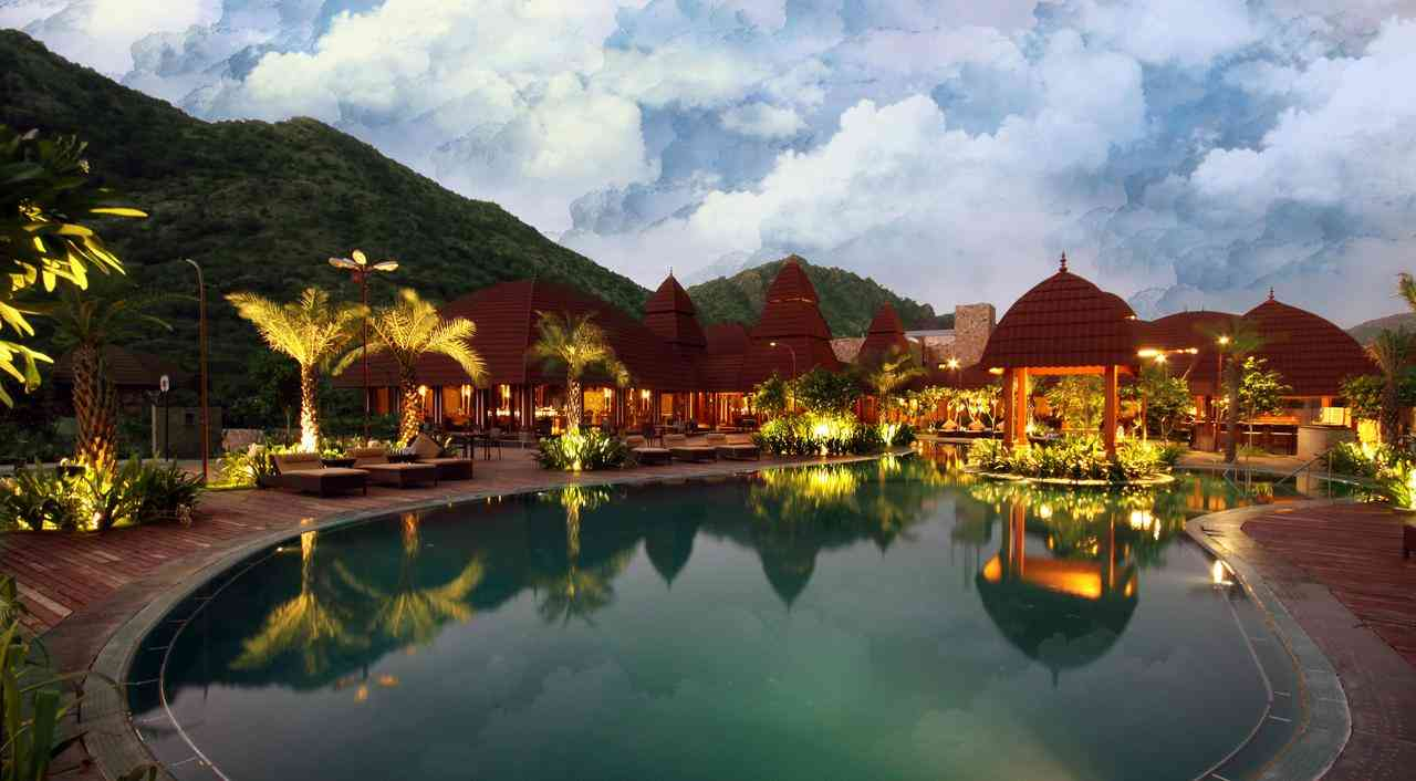 Ananta Spa and Resort, Pushkar