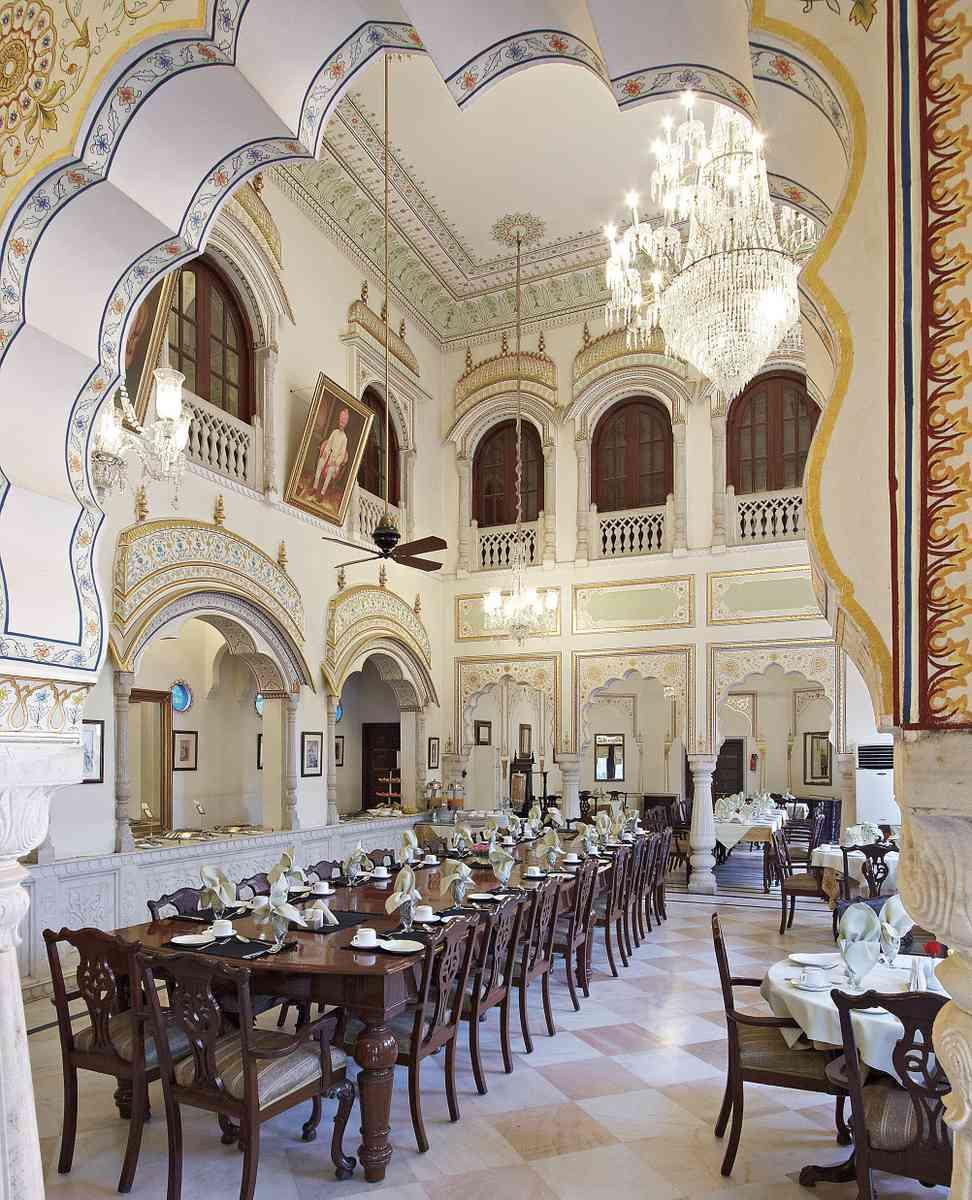 Alsisar Haveli Jaipur