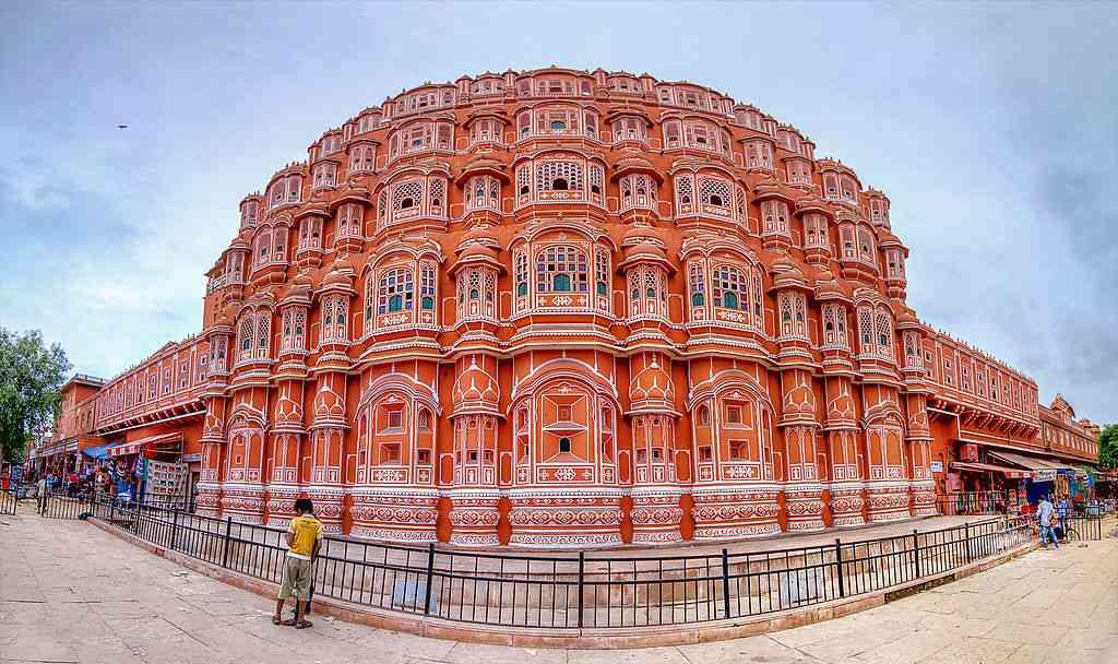 Jaipur- places to visit in Rajasthan