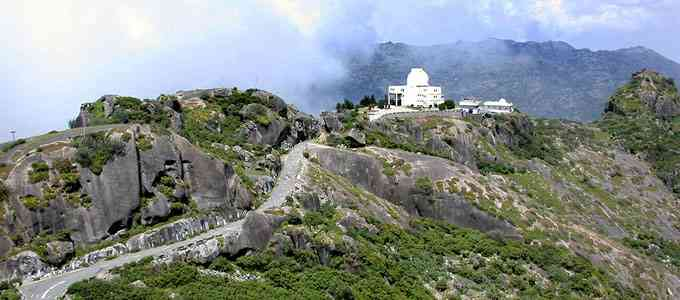 Mt Abu- Places to visit in Rajasthan