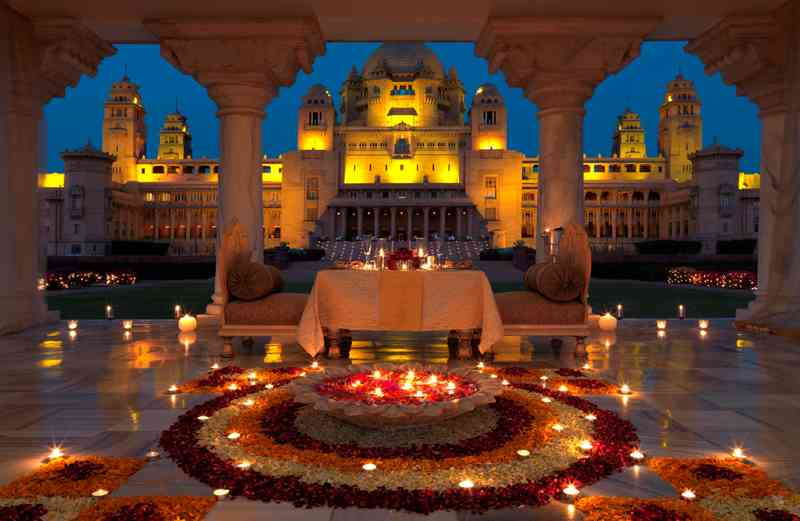 Ideal Locations for Wedding Destination in Jaipur