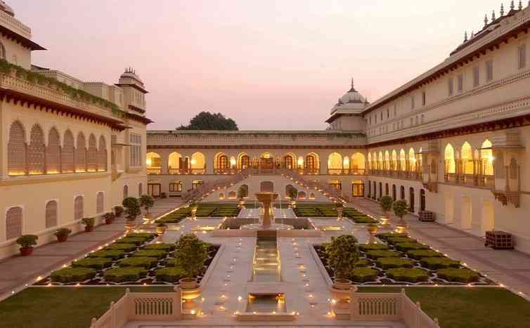 Rambagh Palace- Ideal Locations for Wedding Destination in Jaipur