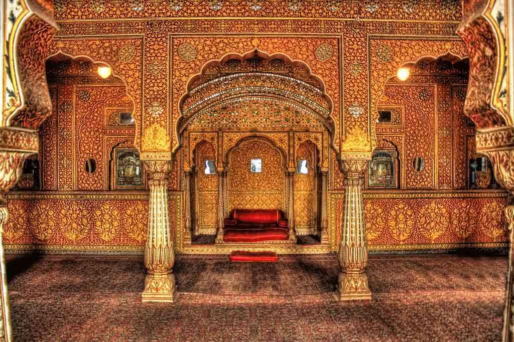 Places to visit in Bikaner-Junagarh Fort