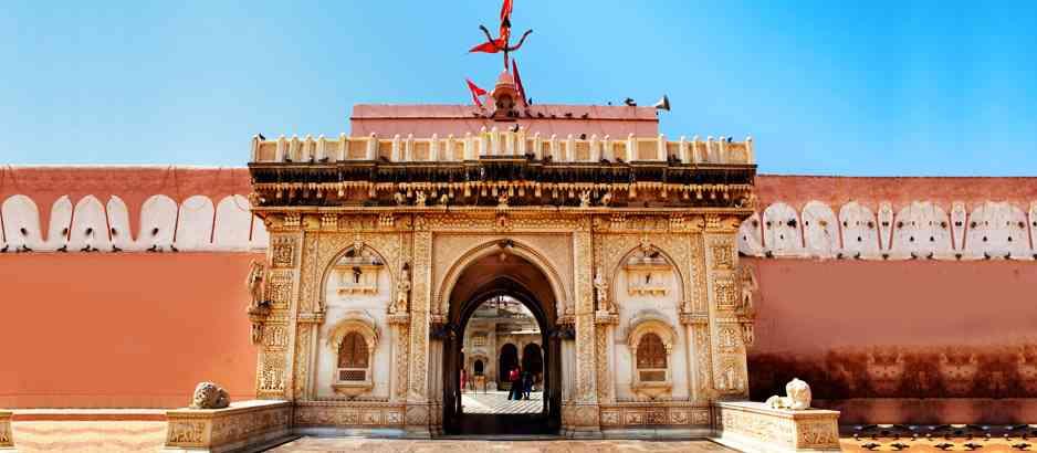 Places to visit in Bikaner- Karni Mata Temple