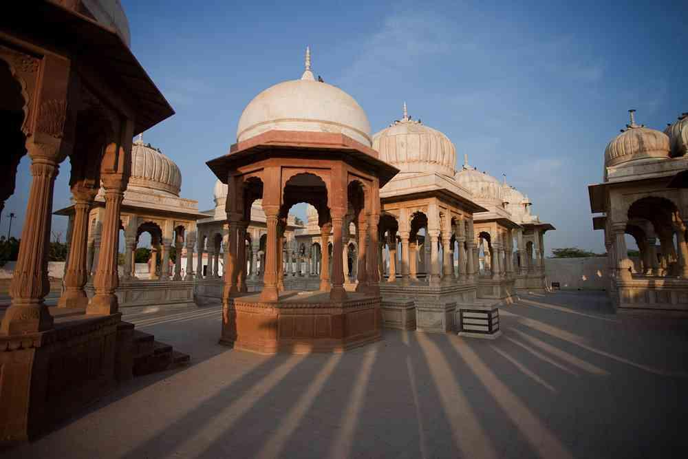 Places to visit in Bikaner- Devi kund
