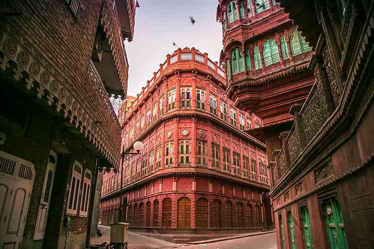 Places to visit in Bikaner- Lalgarh Palace