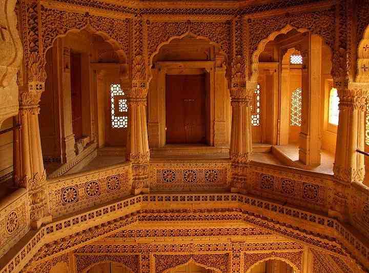 Places to visit in Jaisalmer-Jaisalmer Fort