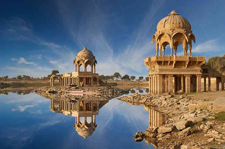 Places to visit in Jaisalmer-Gadisar Lake