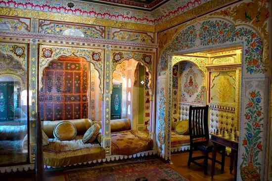 Places to visit in Jaisalmer-Patwon ki Haveli