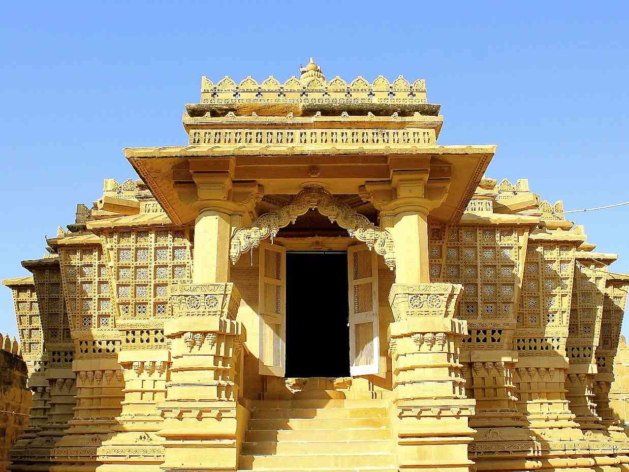 Places to visit in Jaisalmer-Jain Temples