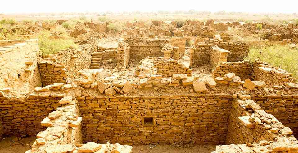 Places to visit in Jaisalmer- Kuldhara