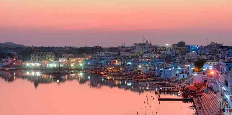Rajasthan Tourist Destinations nearby Delhi- Pushkar