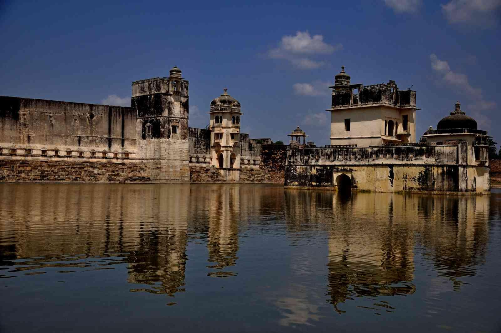padmini palace chittorgarh