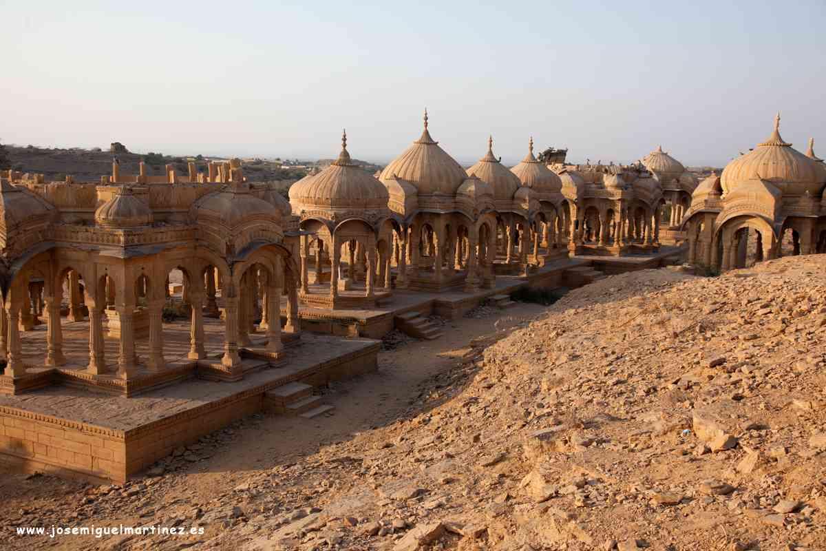 Bada Bagh, Jaisalmer