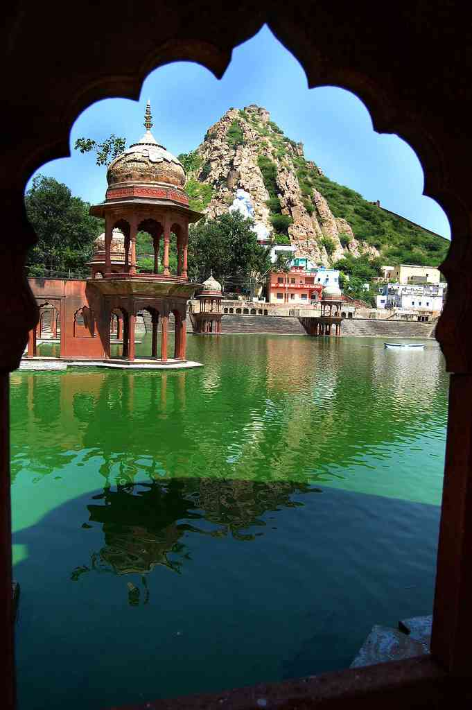 Sagar Lake, Alwar