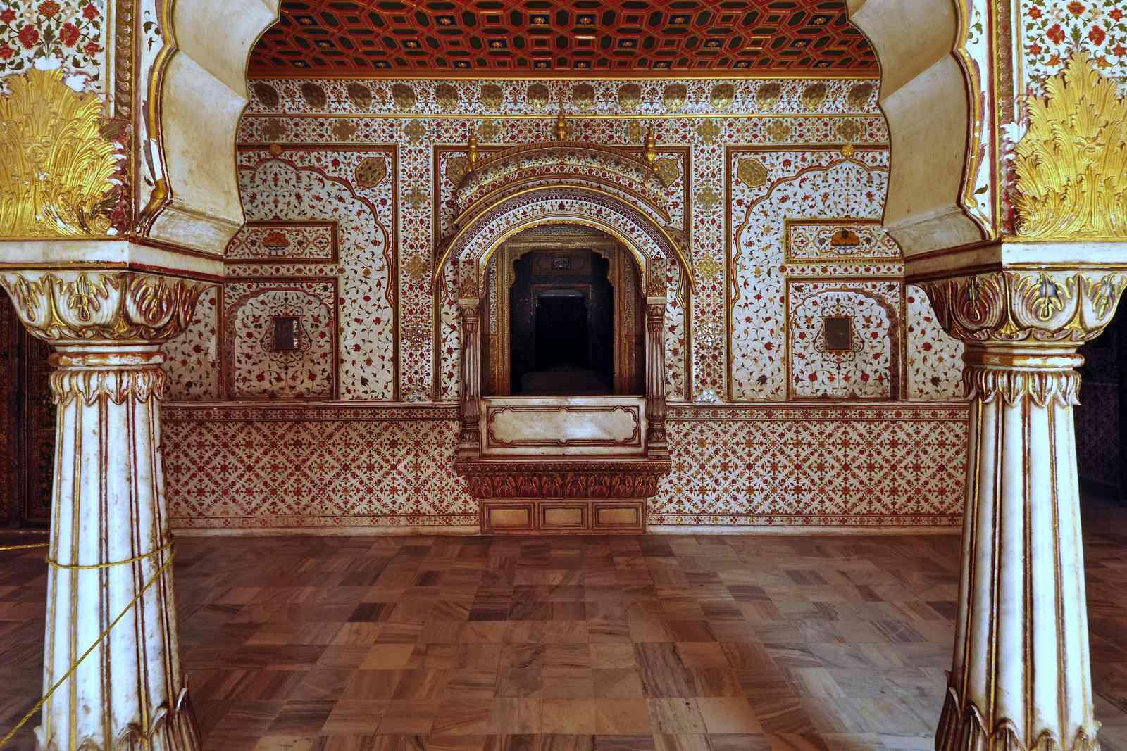 Phool Mahal - Junagarh Fort - Bikaner