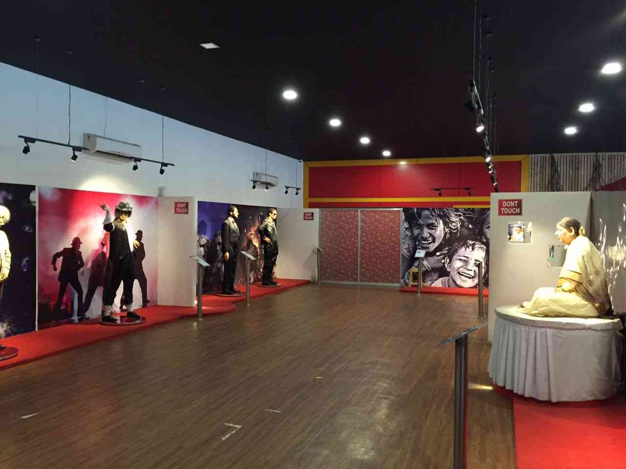 Hollywood Wax Museum Udaipur