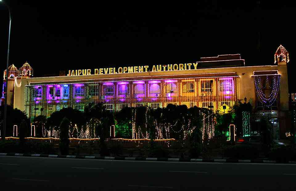 JDA Building
