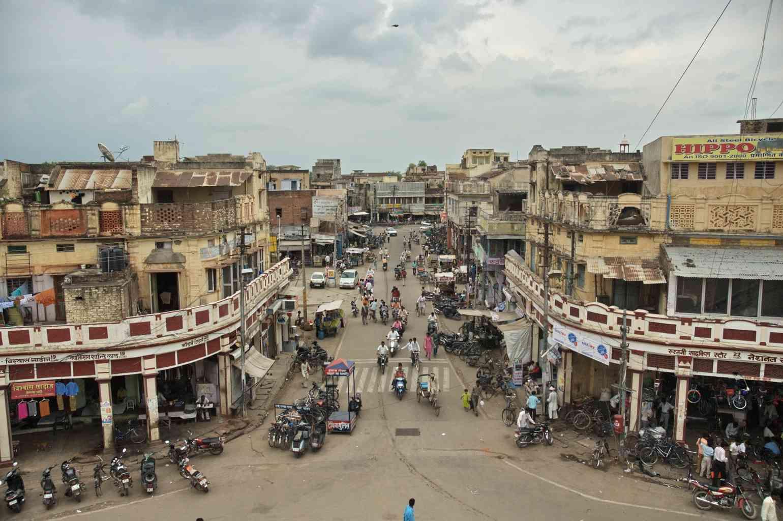 Alwar Market