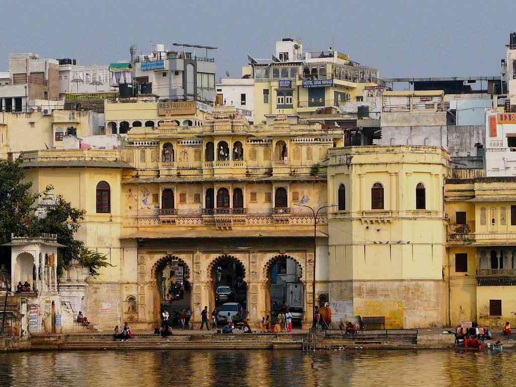 Gangaur Ghat Udaipur