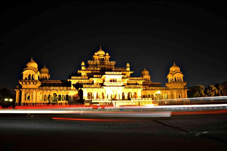 Night Tourism in Jaipur