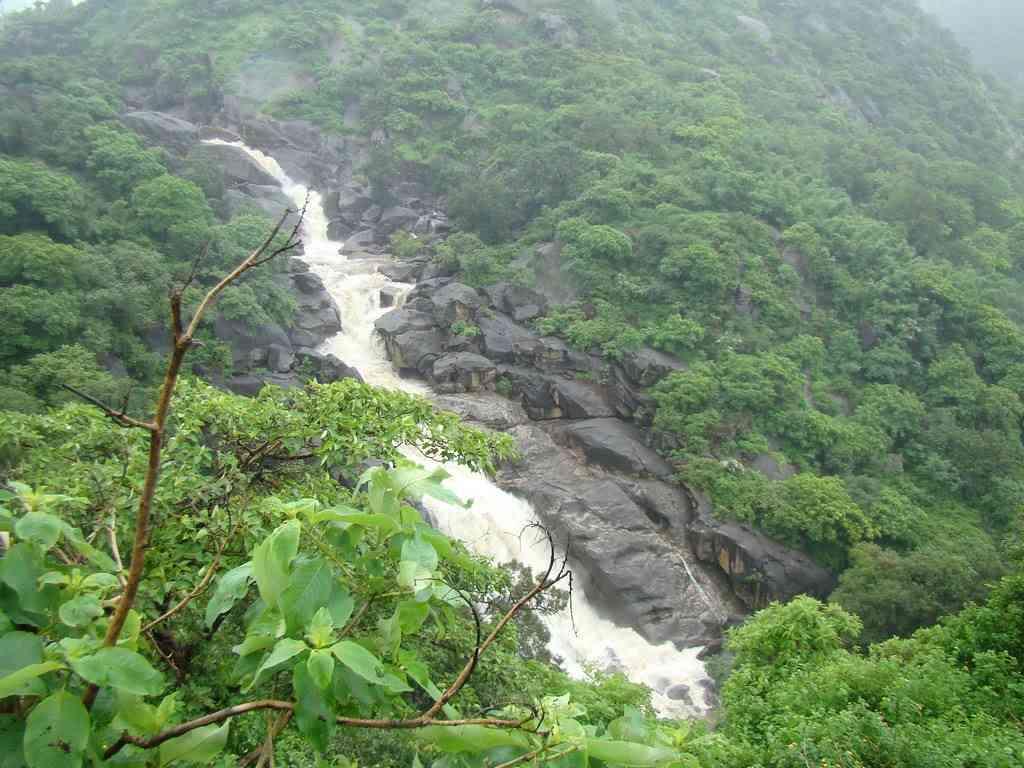 Mount Abu Waterfall