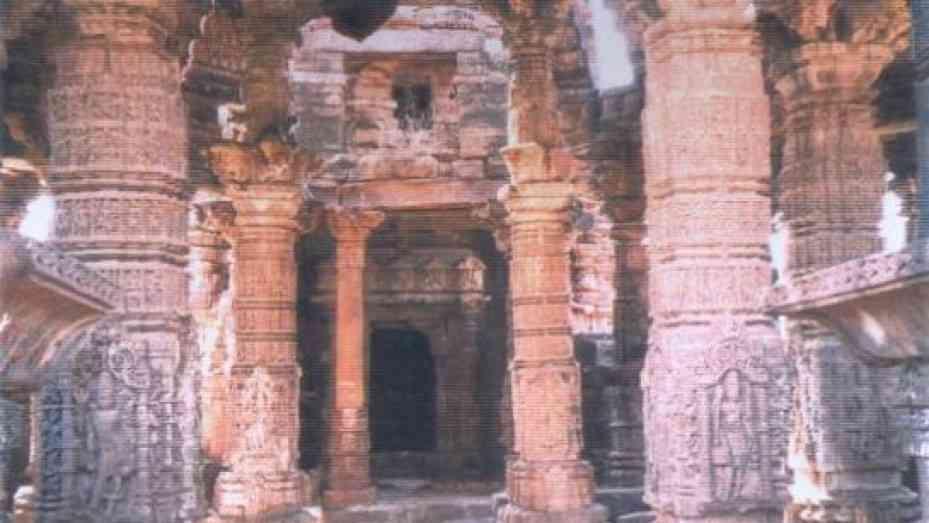 Ruins of Kakuni Temple Complex