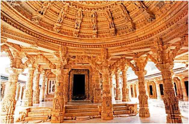 Dilwara Jain Temple, Mount Abu