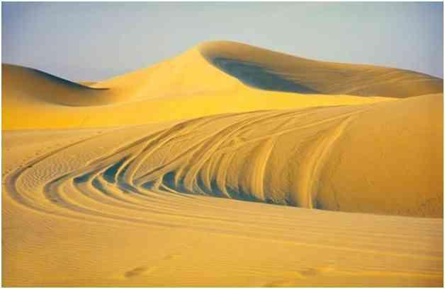 Sam Sand Dunes, Jaisalmer