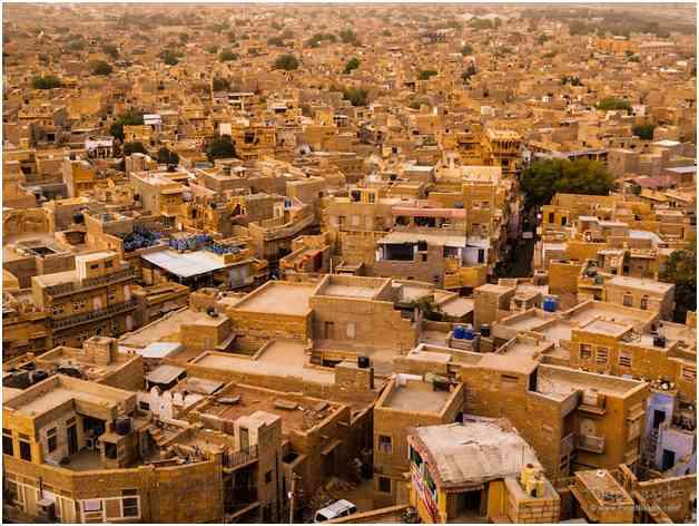 Golden City, Jaisalmer