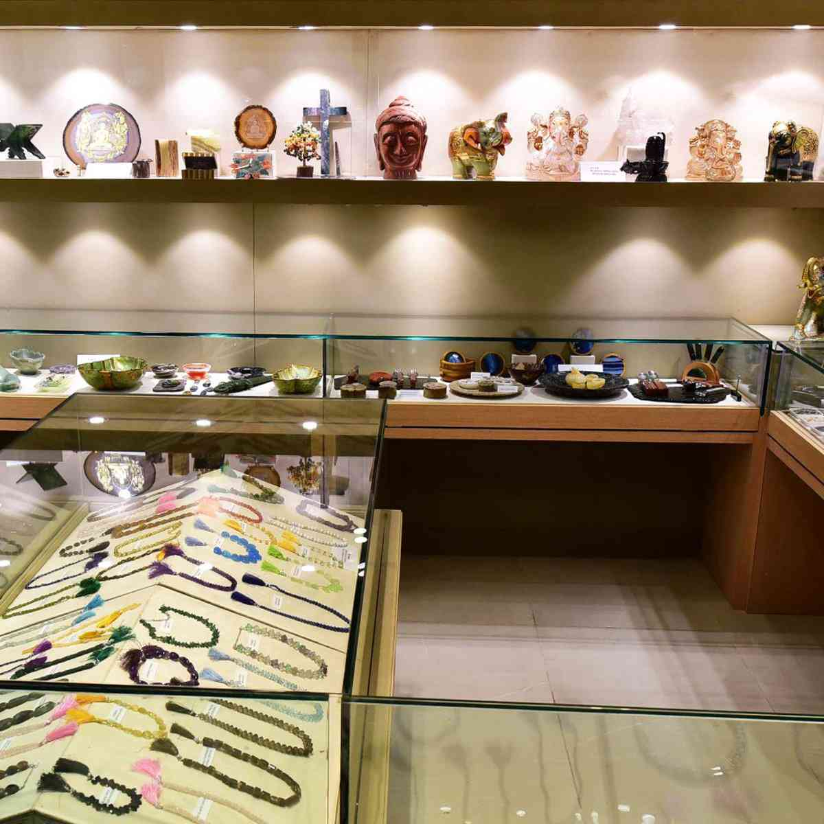 Museum of Gem and Jewellery
