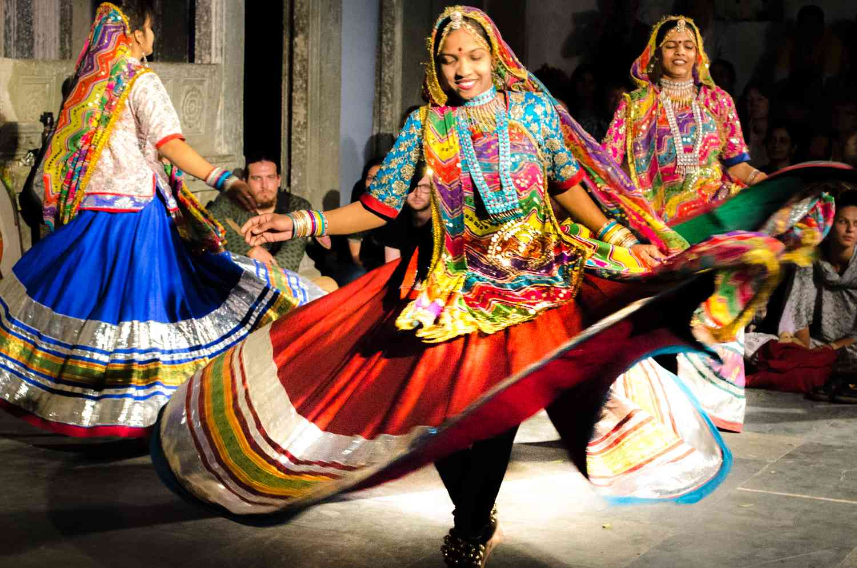 Ghoomar Folk Dance Rajasthan