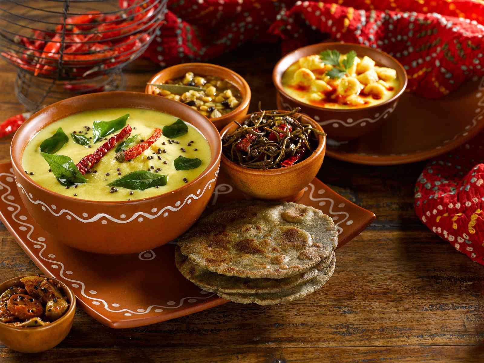 Rajasthani Food Platter