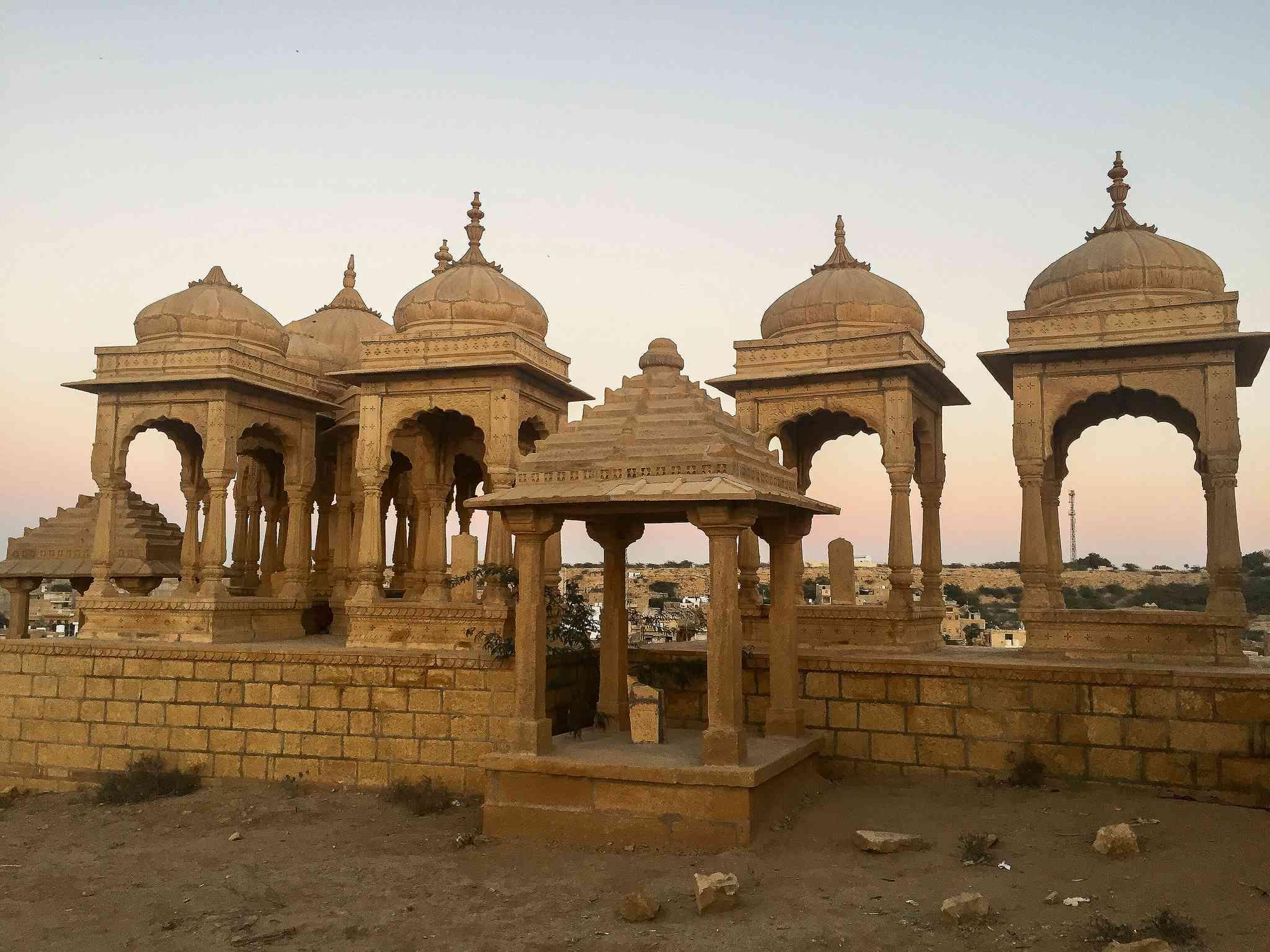 Vyas Chhatri Bada Bagh Jaisalmer