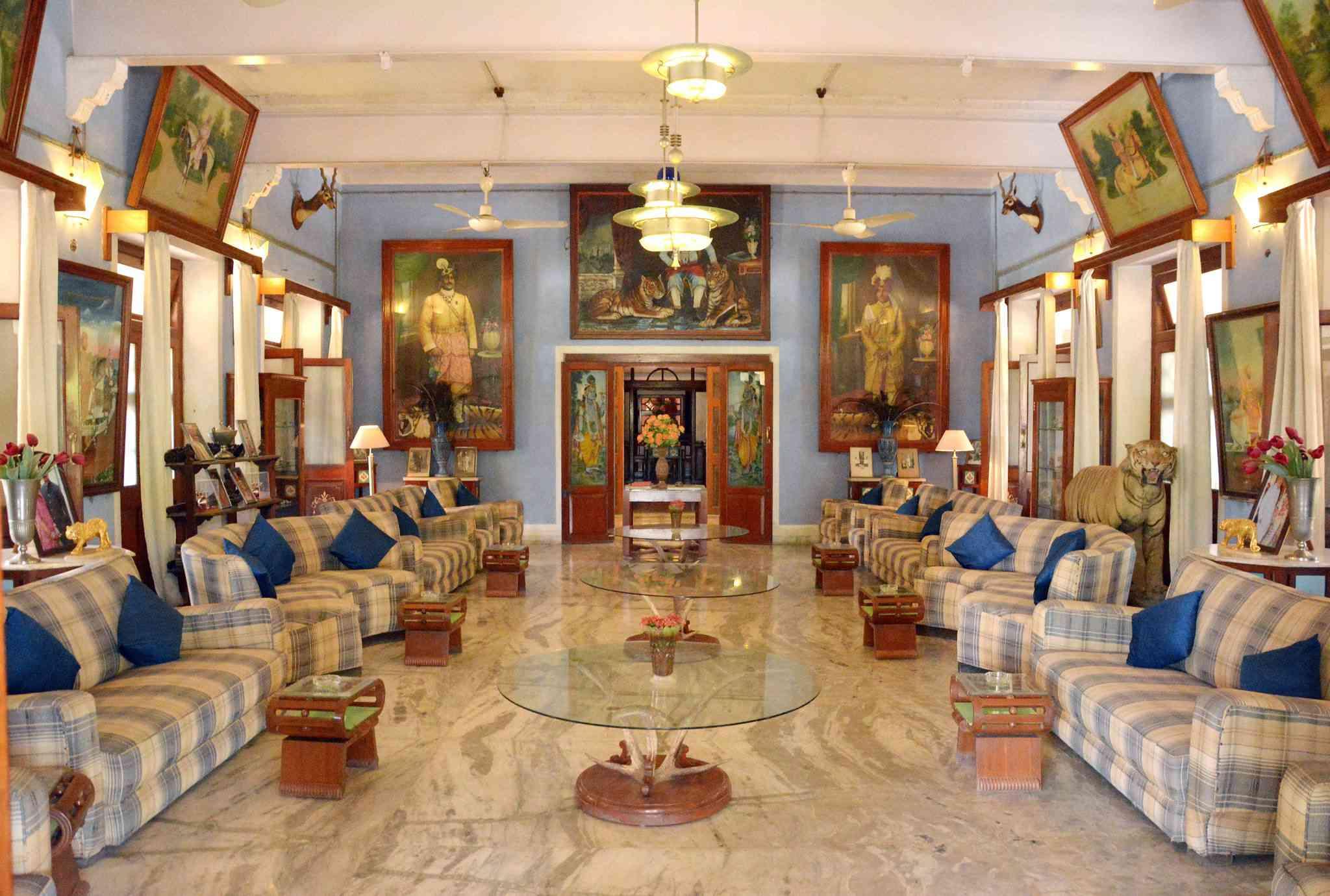 Bhanwar Vilas Palace Old City Palace Karauli
