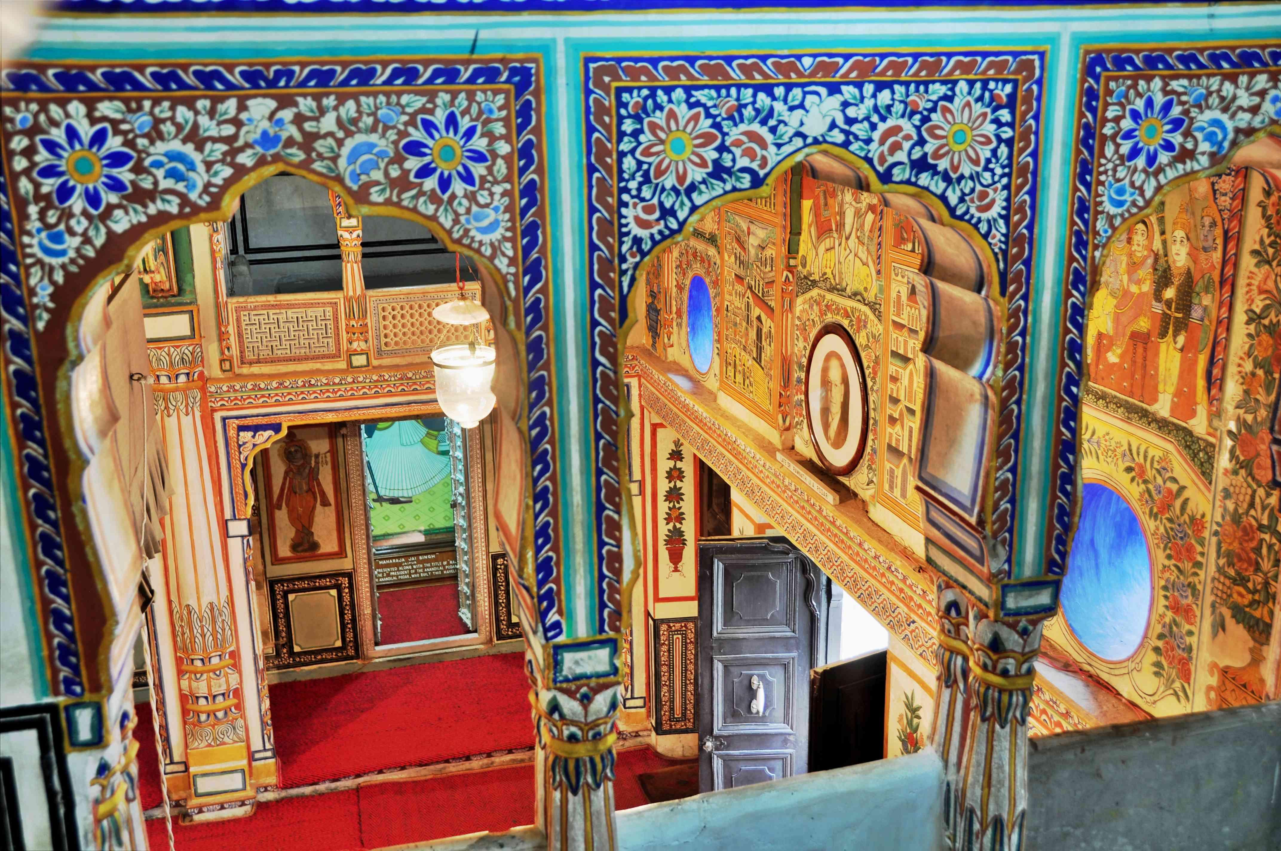 Anandilal Poddar Haveli Museum Nawalgarh