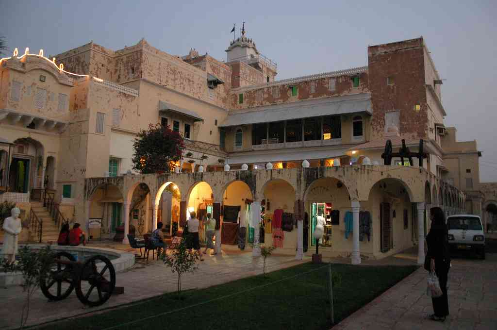 Attractive Places to Visit in Jhunjhunu