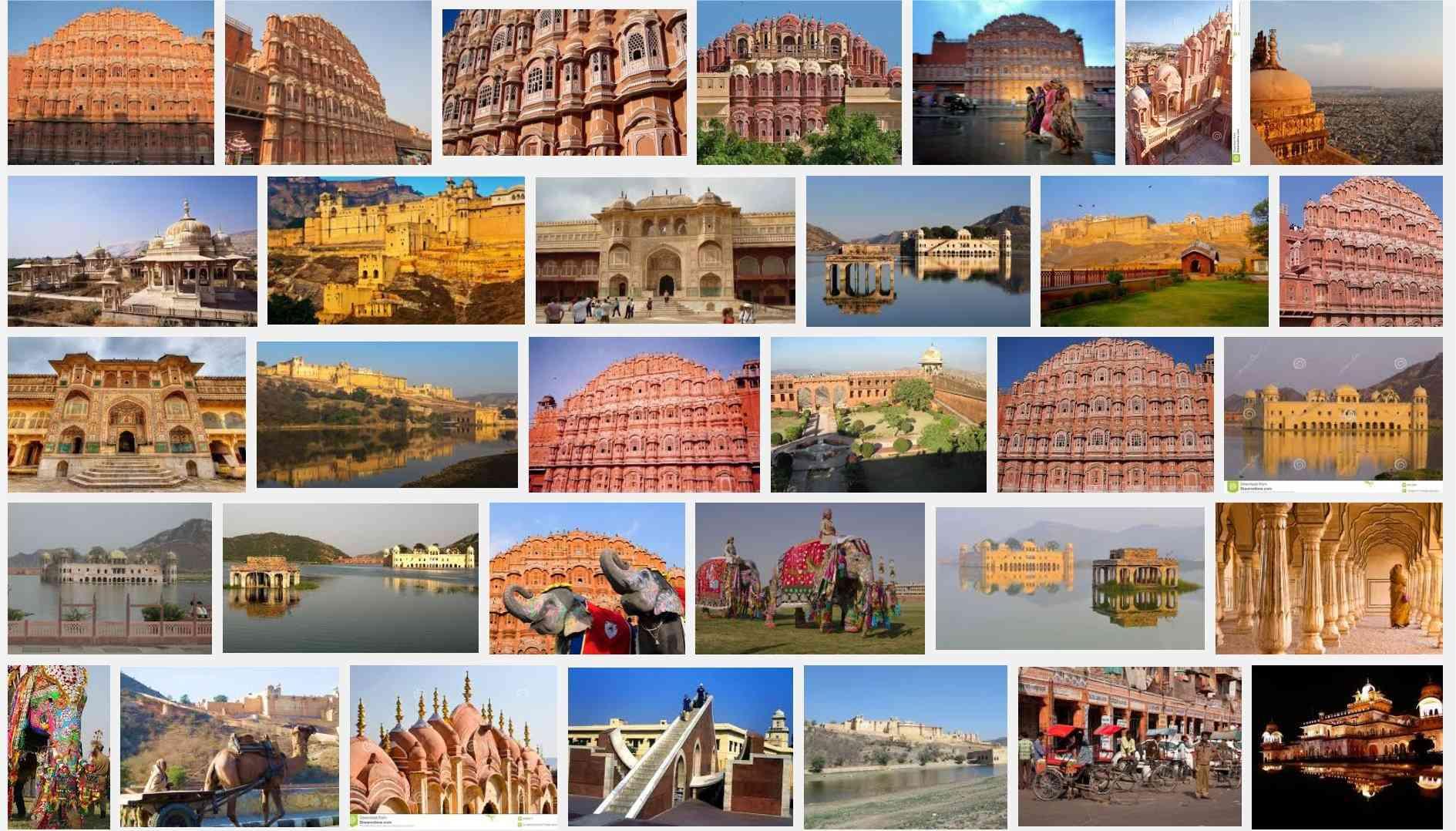 World Heritage Day Rajasthan Heritage Sites