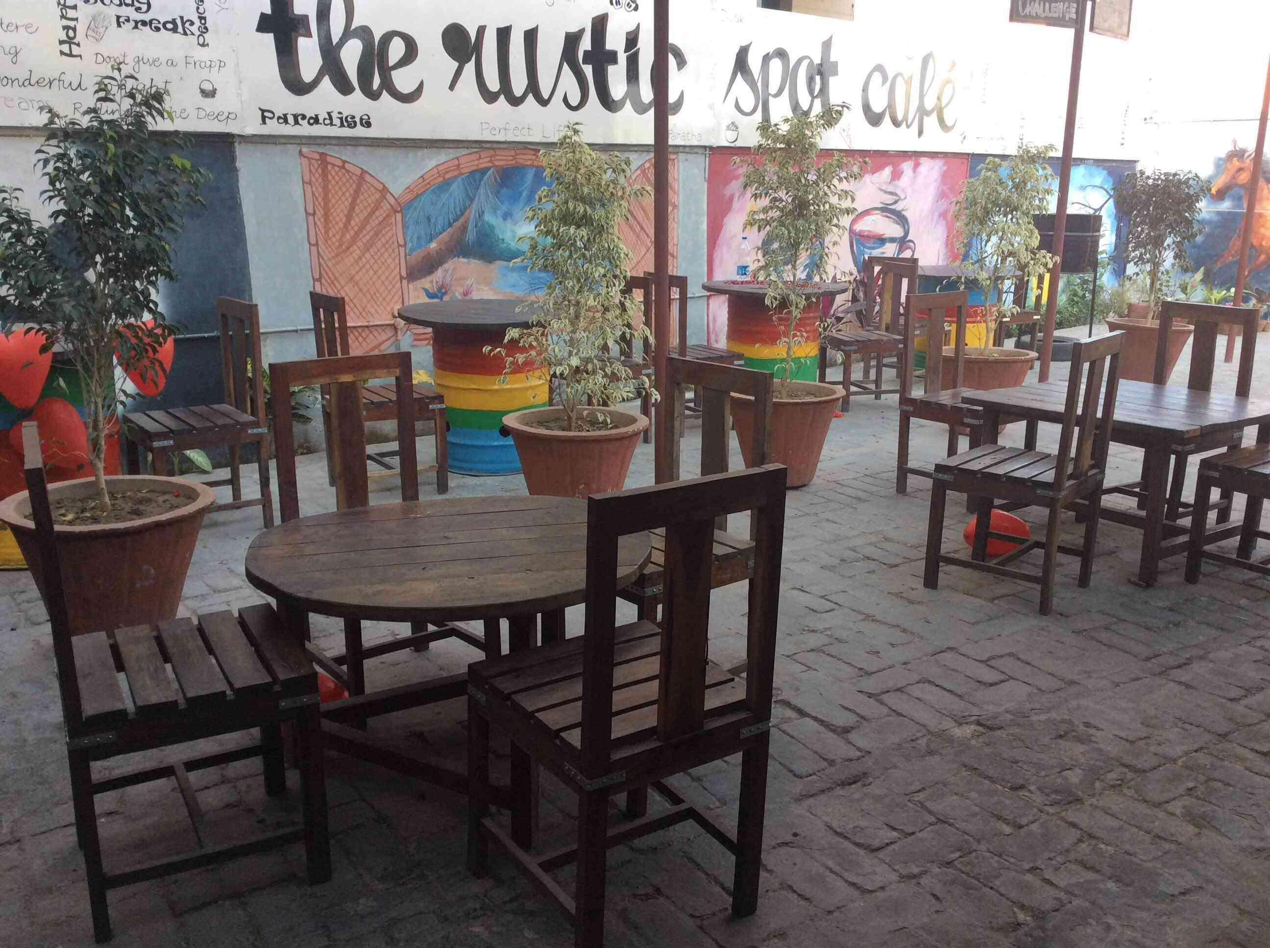 Cafes in Mansarovar Jaipur