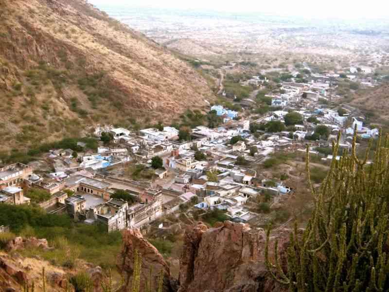 Bhadrajun village, Jalore, Rajasthan