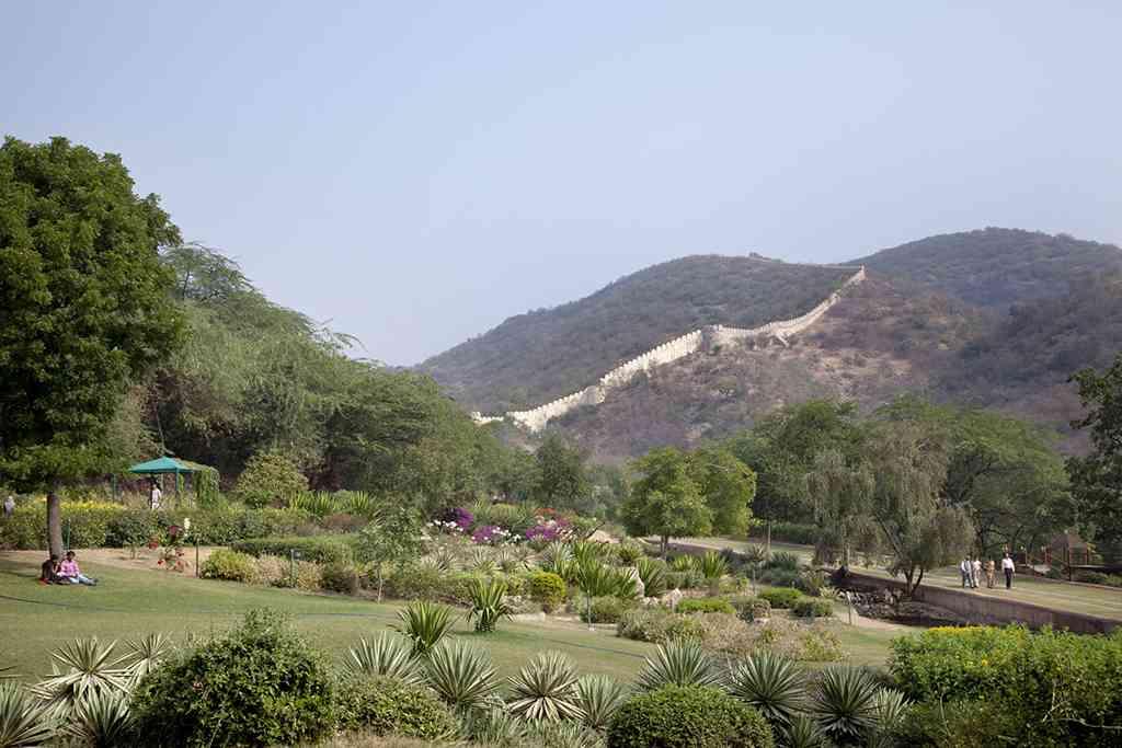 Beautiful Gardens in Jaipur