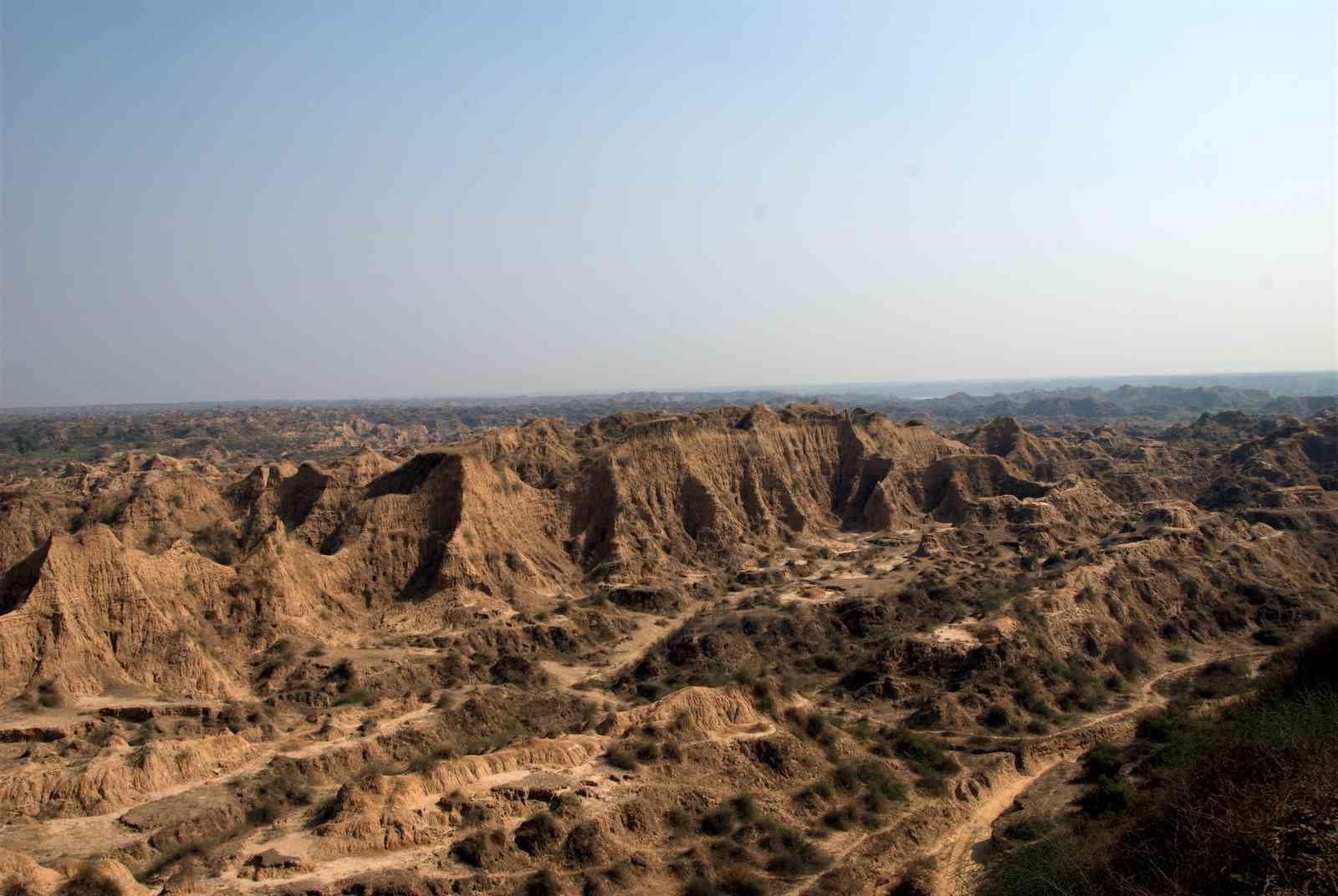 Ravines of Chambal