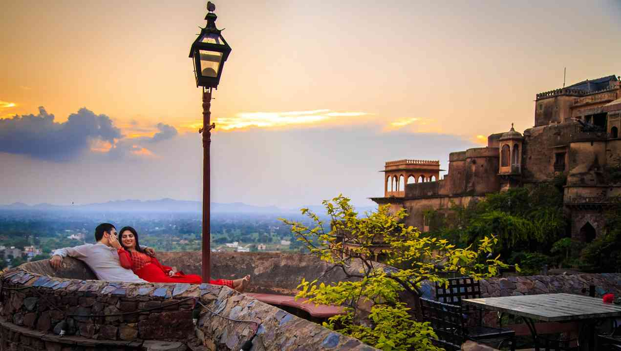 Pre-Wedding Photo Shoot locations in Rajasthan