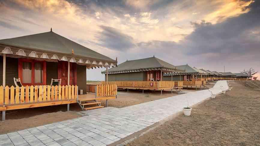 Sambhar Heritage Resort