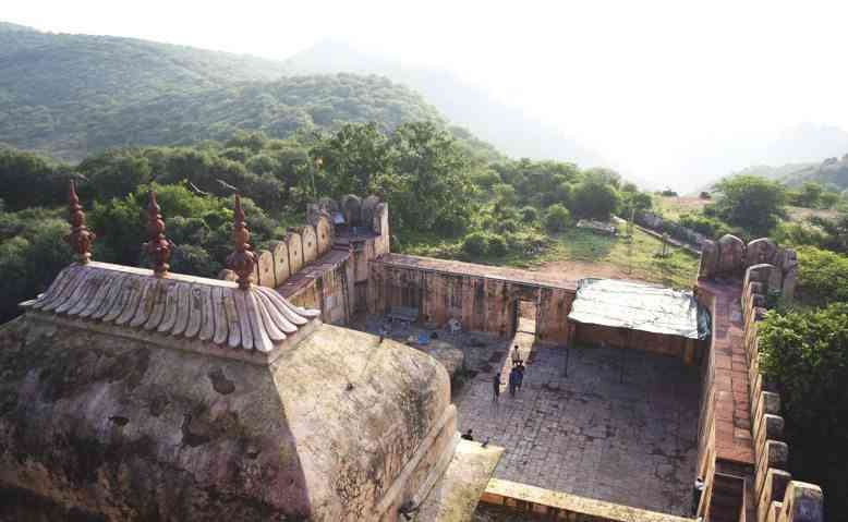 places to visit in Jaipur during monsoon
