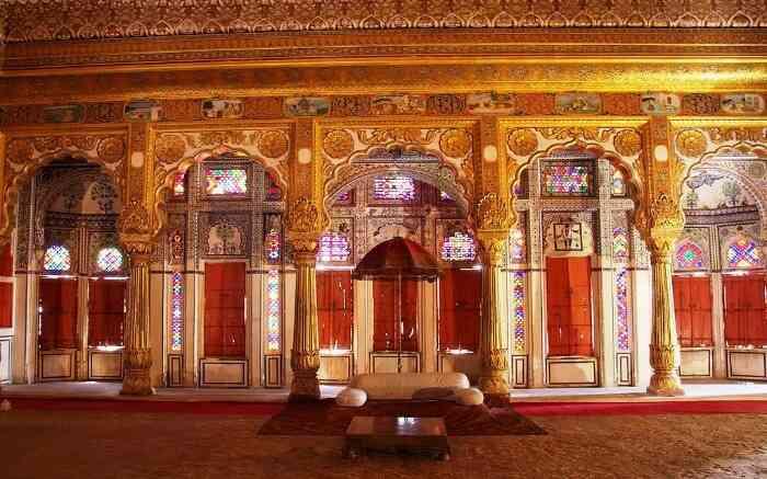 palaces of Rajasthan