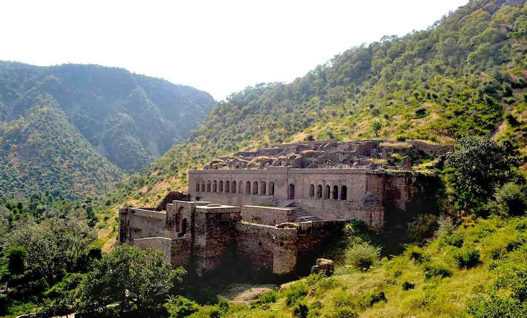 Jaipur-Bhangarh-Abhaneri