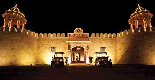 Brys Fort, Jaisalmer