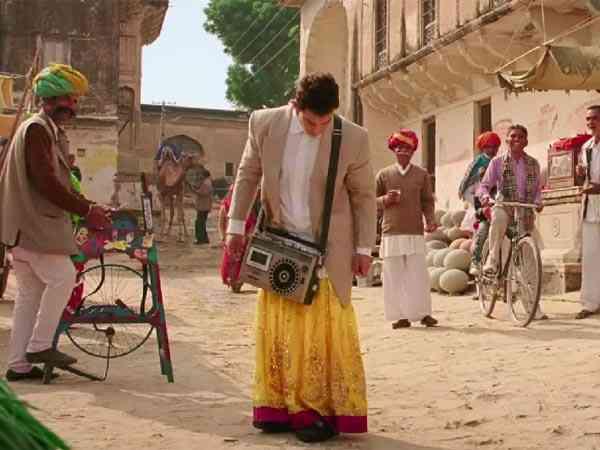 Bollywood films shot in Rajasthan